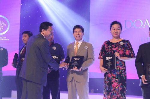 MWG là quán quân trong Top 50 Công ty kinh doanh hiệu quả nhất Việt Nam 2019